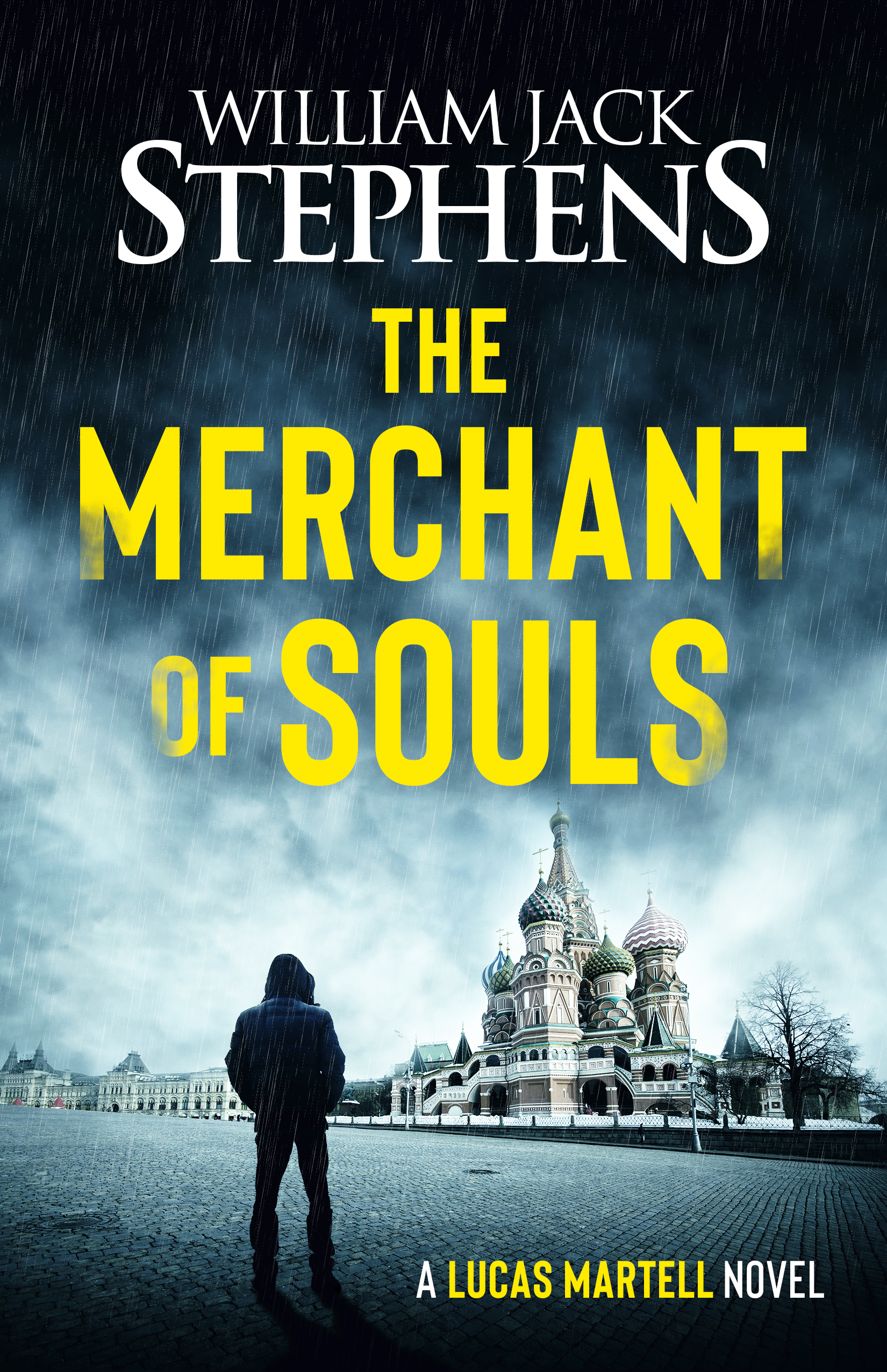 The Merchant of Souls by William Jack Stephens