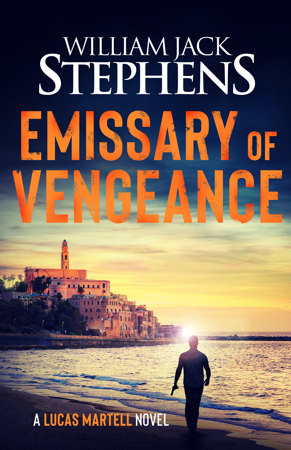 Emissary of Vengeance by William Jack Stephens
